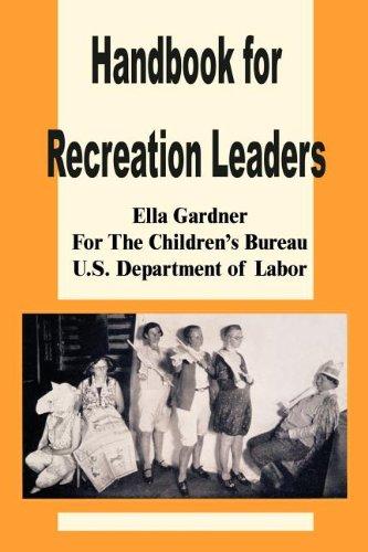 9781589637757: Handbook for Recreation Leaders