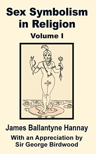 9781589638792: Sex Symbolism in Religion, Vol. 1