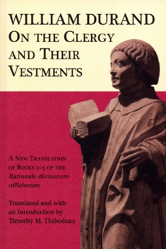 9781589661912: On the Clergy and Their Vestments: A New Translation of Books 2-3 of the Rationale divinorum officiorum