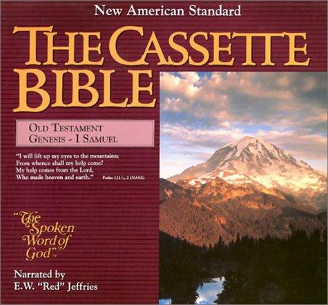 9781589680203: New American Standard Old Testament Bible (NASB) on Cassette