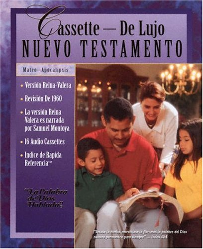 9781589680371: 1960 Reina-Valera Revision New Testament Bible on Cassette (Spanish Edition)