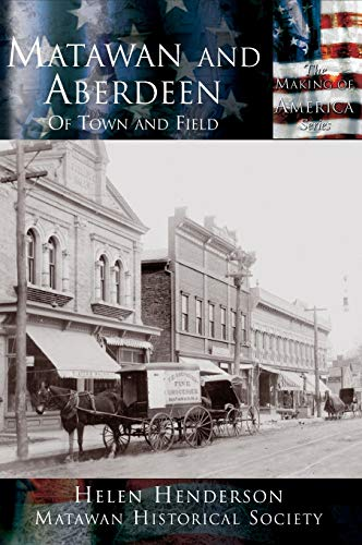 9781589731233: Matawan and Aberdeen: Of Town and Field