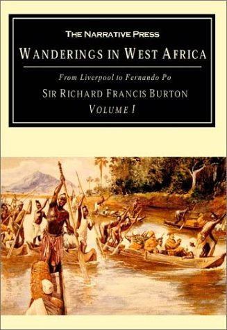 9781589761148: Wanderings in West Africa, Volume 1: From Liverpool to Fernando Po (v. 1)