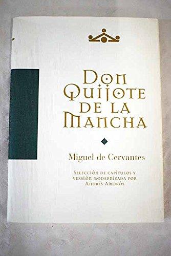 9781589770157: El ingenioso Hidalgo don quijote de la Mancha (esp-ing)