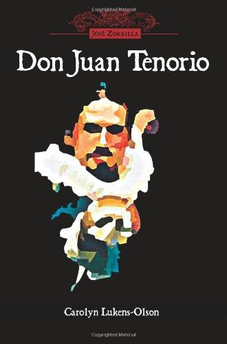 9781589770188: Don Juan Tenorio (Cervantes & Co. Spanish Classics) (Spanish Edition)