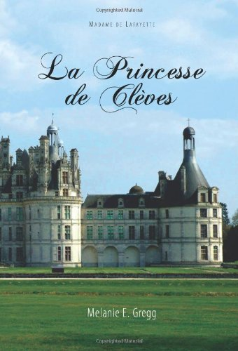 9781589770355: La Princesse de Cleves (Moliere & Co. French Classics) (French Edition)