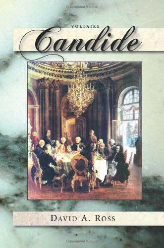 9781589770386: Candide (European Masterpieces Moliere & Co. French Classics) (French Edition) (European Masterpieces. Moliaere & Co. (Series). French Class)
