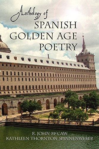 Anthology of Spanish Golden Age Poetry (European
