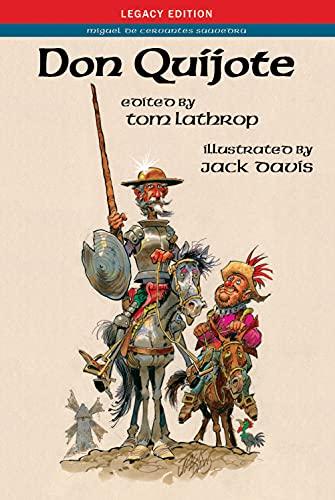 9781589771000: Don Quijote: Legacy Edition (Cervantes & Co.) (Spanish Edition) (European Masterpieces, Cervantes & Co. Spanish Classics)