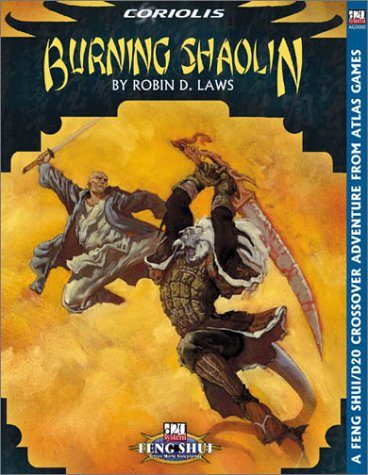 9781589780064: Title: Burning Shaolin Feng ShuiD20