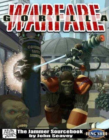 Gorilla Warfare (Feng Shui): John Seavey