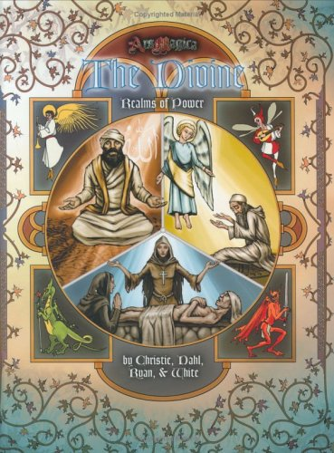 9781589780750: Realms of Power the Divine Sc