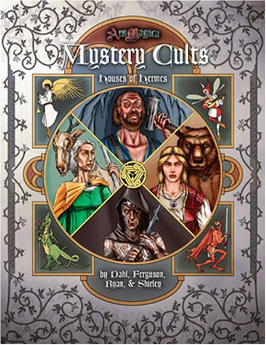 9781589780866: Houses of Hermes: Mystery Cults (Ars Magica Fantasy Roleplaying)
