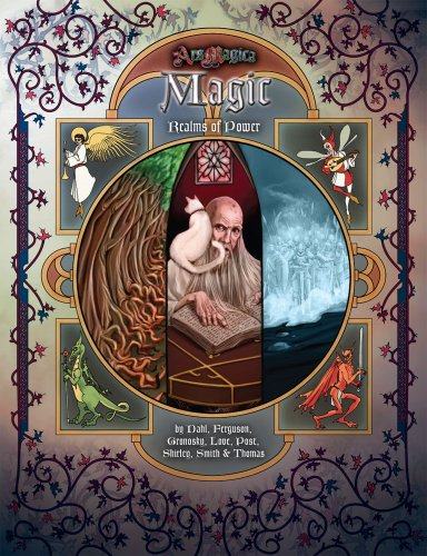 9781589781023: Realms of Power: Magic (Ars Magica Fantasy Roleplaying)