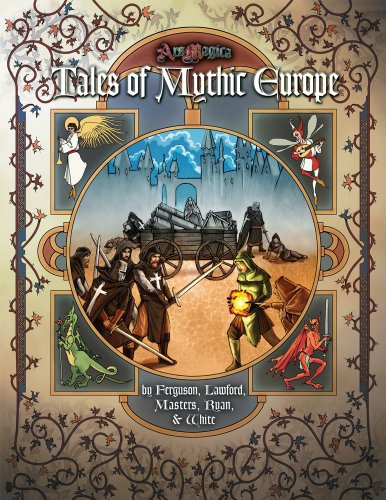 9781589781108: Tales of Mythic Europe (Ars Magica Fantasy Roleplaying)