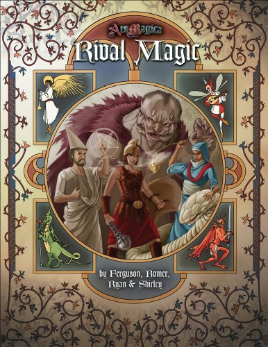 9781589781153: Rival Magic (Ars Magica Fantasy Roleplaying)