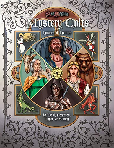 9781589781177: Houses of Hermes: Mystery Cults (Ars Magica)