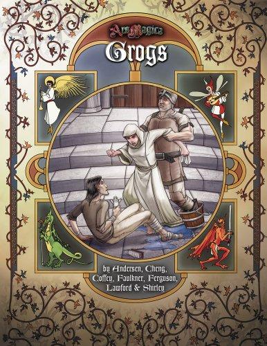 9781589781290: Grogs (Ars Magica)