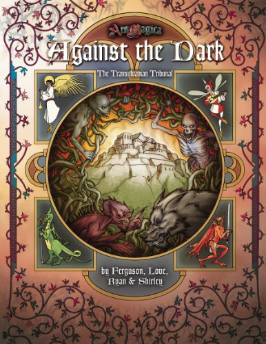 9781589781306: Against the Dark: The Transylvanian Tribunal (Ars Magica)