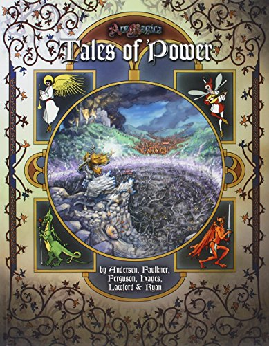 9781589781382: Tales of Power (Ars Magica Fantasy Roleplaying)