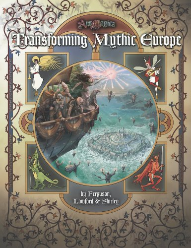 9781589781412: Transforming Mythic Europe (Ars Magica)