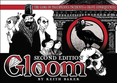 9781589781443: Atlas Games - 330097 - Jeu De Cartes - Gloom - 2nd Edition