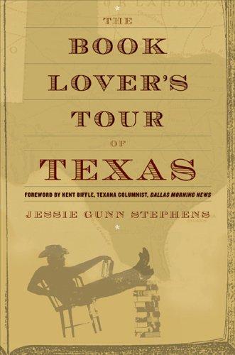 9781589791442: A Book Lover's Tour of Texas