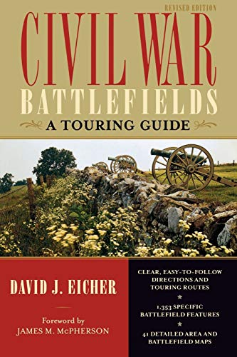 9781589791817: Civil War Battlefields, Revised Edition: A Touring Guide