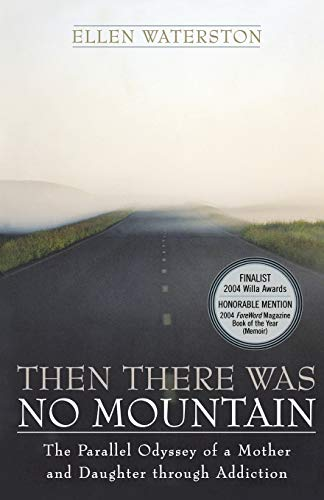 9781589792470: Then There Was No Mountain: A Parallel Odyssey of a Mother and Daughter Through Addiction