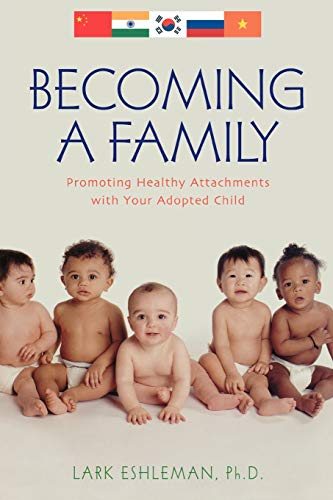9781589792609: Becoming a Family: Promoting Healthy Attachments with Your Adopted Child