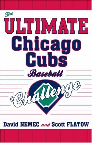 9781589793279: The Ultimate Chicago Cubs Baseball Challenge