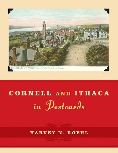 9781589794252: Cornell and Ithaca in Postcards