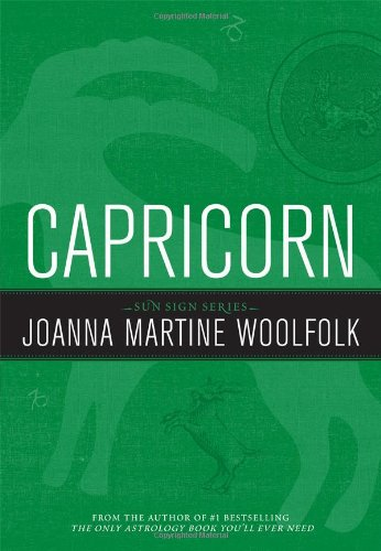 Capricorn (Sun Sign Series): Joanna Martine Woolfolk