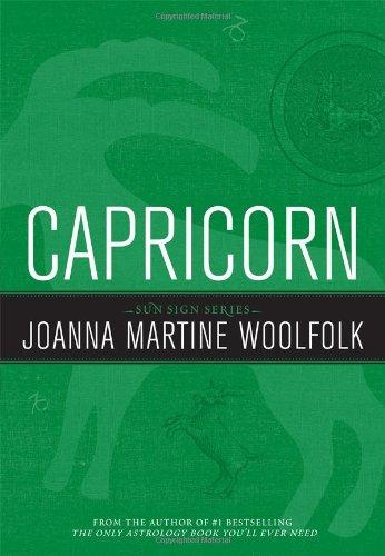 9781589795624: Capricorn (Sun Sign Series)