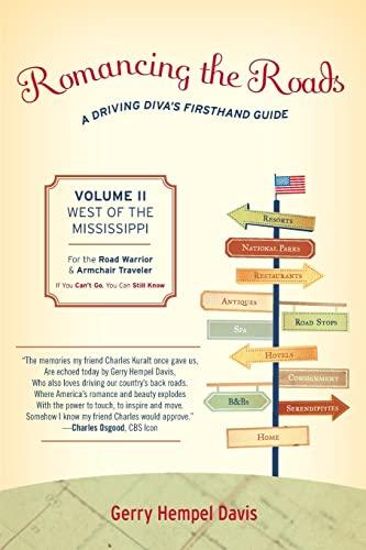 Romancing the Roads: A Driving Diva's Firsthand: Davis, Gerry Hempel