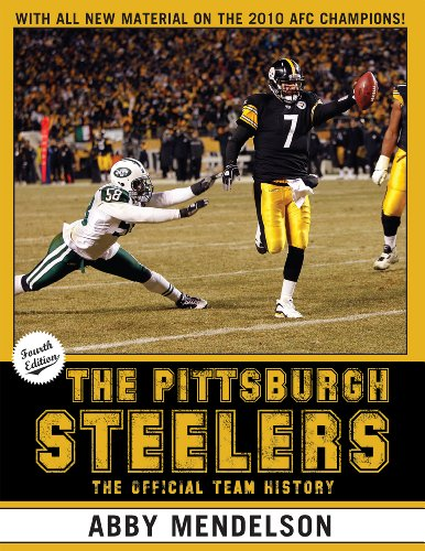 The Pittsburgh Steelers (Paperback): Abby Mendelson