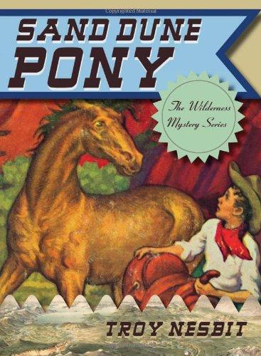 Sand Dune Pony: Troy Nesbit