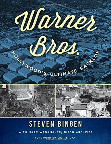 9781589799615: Warner Bros.: Hollywood's Ultimate Backlot