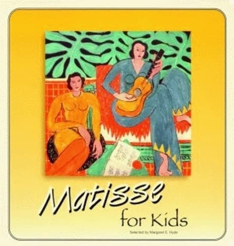 9781589802049: Matisse For Kids (Great Art for Kids Series)
