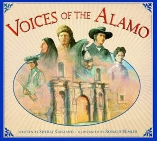 9781589802223: Voices of The Alamo (Voices of History)