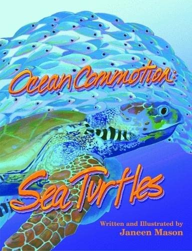 9781589804340: Ocean Commotion: Sea Turtles