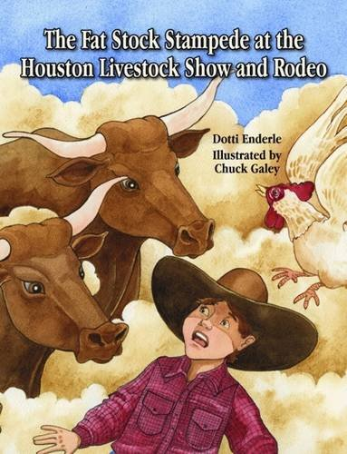 9781589804432: Fat Stock Stampede at the Houston Livestock Show and Rodeo, The