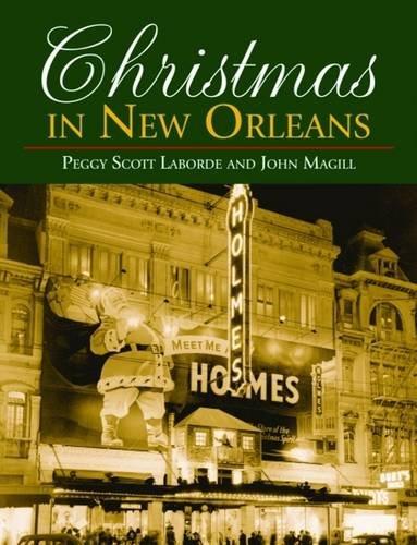 Christmas in New Orleans (Hardcover): John Magill