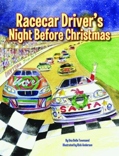 9781589805651: Racecar Driver's Night Before Christmas (Night Before Christmas Series)