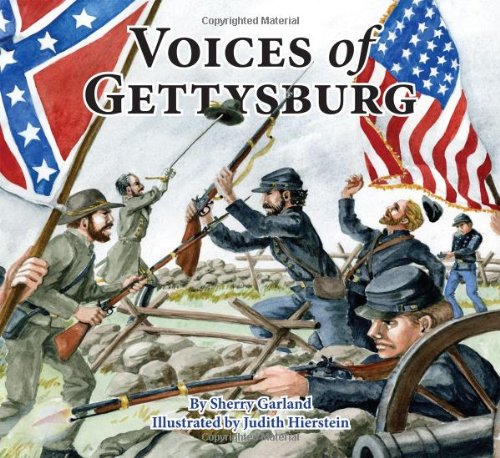 Voices of Gettysburg (Voices of History): Sherry Garland