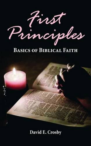 9781589806795: First Principles: Basics of Biblical Faith