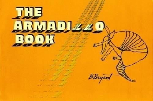 9781589807426: Armadillo Book, The