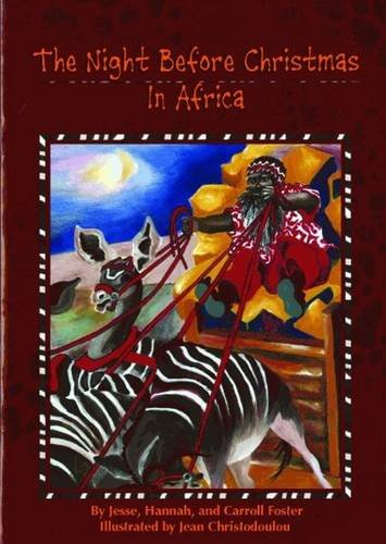 9781589808478: Night Before Christmas in Africa, The (Night Before Christmas Series)