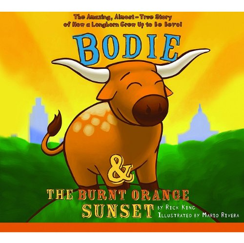 9781589808751: Bodie & The Burnt Orange Sunset