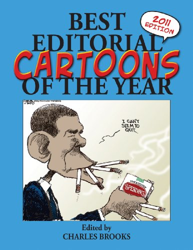 Best Editorial Cartoons of the Year 2011 Edition: Charles Brooks
